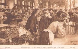 SALON DE 1905 AUX HALLES YPRES PAR G.A GRAU - Paintings