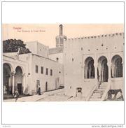 TGRTPA5921CPA-LFT7C499TABU.Maroc .Morocco.TARJETA DE TANGER.Personas,animales.edificios,TORRE Y CALLES. TANGER - Burros