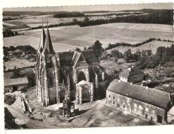 AVIOTH Vue Aérienne   La Basilique Neuve Excellent état - Avioth