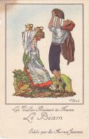 LES VIEILLES PROVINCES DE FRANCE FARINES JAMMET LE BEARN - Chromos