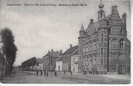 Markt -gemeentehuis - Hoogstraten