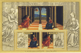 BF 90 MUSEE Du LOUVRE     NEUF** ANNEE 2005 - Blocchi & Foglietti