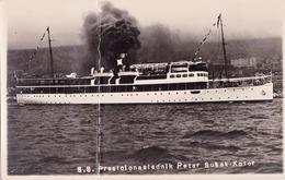 """SS""""Prestolonasljednik Petar"""" - Jadranska Plovidba Sušak - Kroatien"""