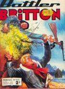 BATTLER BRITTON - Mensuel N° 326 - 4 - 1974 - Ed. Imperia - Kleine Formaat