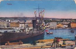 CROATIA - HRVATSKA  Fiume - Rijeka - Kroatien