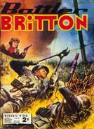BATTLER BRITTON - Mensuel N° 349 - 3 - 1976 - Ed. Imperia - Kleine Formaat