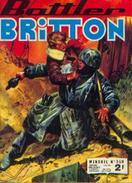 BATTLER BRITTON - Mensuel N° 350 - 4 - 1976 - Ed. Imperia - Kleine Formaat