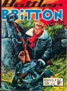 BATTLER BRITTON - Mensuel N° 352 - 6 - 1976 - Ed. Imperia - Kleine Formaat
