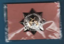 Royal Thai Police Pistol Craftmanship Badge ORIGINAL - Police & Gendarmerie