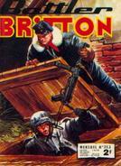 BATTLER BRITTON - Mensuel N° 353 - 7 - 1976 - Ed. Imperia - Kleine Formaat