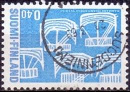Finland 1969 Nordenzegel GB-USED