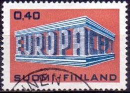 Finland 1969 Europazegel GB-USED