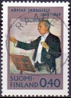Finland 1969 Jarnfelt GB-USED