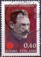 Finland 1969 Linnankoski GB-USED