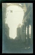 Evergem  :  Carte Photo - Fotokaart W.O. 1 Guerre - Oorlog