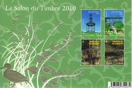 BF130  Jardin Des Plantes Et Giverny NEUF** ANNEE 2010 - Nuovi