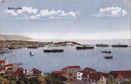 CROATIA - HRVATSKA  Spalato - Split Luka - Croazia