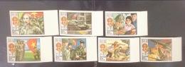 Vietnam Viet Nam MNH Imperf Stamps 1985 : 40th Founding Anniversary Of Vietnamese Poeple´s Army (Ms463) - Vietnam