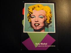 1 Carte Postale ANDY WARHOL - Warhol, Andy
