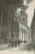 Gensac La Pallue - L' Eglise - Autres Communes