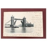 London  Tower Bridge   Précurseur