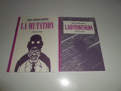LABYRINTHUM/ LA MUTATION/ MARC-ANTOINE MATHIUE/ PATTE DE MOUCHE - Books, Magazines, Comics