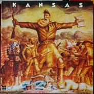 KANSAS - 33 LP KIR80174 - KANSAS  - 1978 - NM/NM - Rock