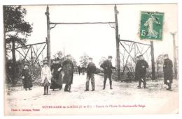 Notre-dame De La Mère 1916 - Ecole Professionnelle Belge - Guerre1914 - France