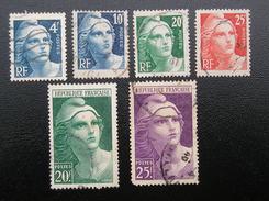 725-726-728-729-730-731  Marianne Gandon  1945/1947