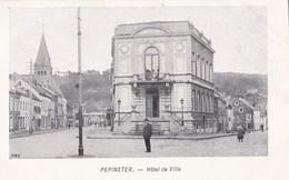PEPINSTER. - Hôtel De Ville - Pepinster
