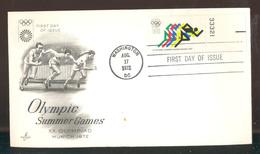 Munich 1972  Premier Jour   Athlétisme - Athlétisme