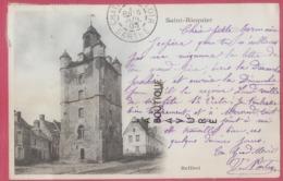 80 - SAINT RICQUIER---Beffroi---precurseur - Saint Riquier