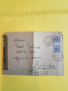 """LSC 1946 / Autiche De LINZ (Danau) Pour AUCH (Gers) """"OPENED BY US ARMY EXAMINER """" Censure Americaine    (REF 171)"""