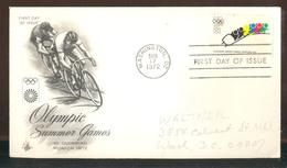 Munich 1972  Premier Jour   Cyclisme - Athlétisme