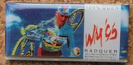 CYCLISME - VELO - CYCLISTE - 100% QUER - WM '95 - RADQUER -   (14) - Cyclisme