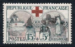 N°156, Croix-Rouge 1918, Neuf ** Sans Charnière SUPERBE Cote 450 €