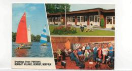 Postcard - Pontin's Hemsby - Posted 28th May 1975 Very Good - Cartes Postales
