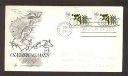 Jeux Olympiques  1972  Premier Jour - Athlétisme