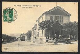 LE PECQ Café BENOITON Quai De La Mairie (L'Abeille) Yvelines (78) - Le Pecq