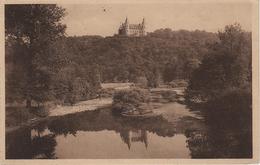 CPA - AK Chateau Royal De Ciergnon Et La Lesse Koninklijk Kasteel Houyet Villers Rochefort Namur Belgien Belgique