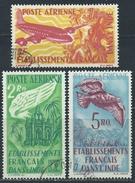 Inde  - 1949 -  Sujets Divers -  PA 18/19/20  - Oblit - Used - Oblitérés