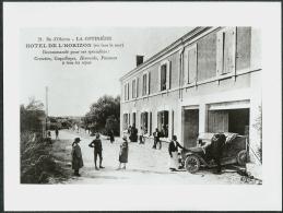 17 - Ile D'Oléron, La Cotinière Hotel De L'Horizon Photo Tirage Repro D'une Carte Postale - Repro's
