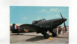 Postcard - Boulton Paul Defiant I - Night Fighter Very Good - Non Classés