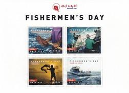 Maldives 2016, Fishermen Day, 4val In BF