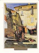 CHARLES CAMOIN - La Place Aux Herbes à St Tropez - Posters