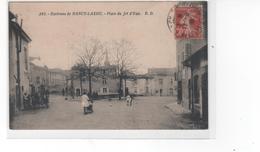Environs De NANCY-LAXOU - Place Du Jet D'Eau  D.D. (très Bon état) - Autres Communes