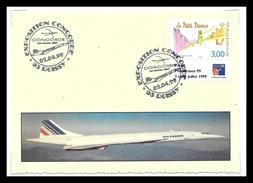 6 53 03 5    078    -    Exposition Concorde - Roissy 2/04/1999