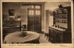 02 - ANISY-LE-CHATEAU - Maison Des Infirmières - France