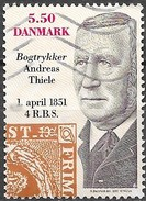 Danemark - Y&T N°1275 - Oblitéré