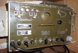 US ARMY Signal Corps, Radio Transmitter T-14J-GY/TRC1, US DA 91 516 EUC 690, Serial N. 275. C. Lorenz A. G. Germany. - Radios